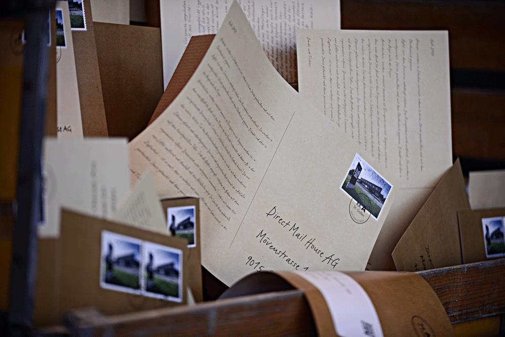 Mosaik Agentur Jubiläumsfest 20 Jahre Direct Mail House Einladungen
