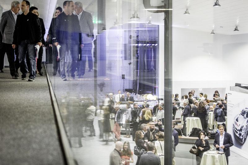 Mosaik Agentur Eroeffnungsfeier Hirsch Impressionen