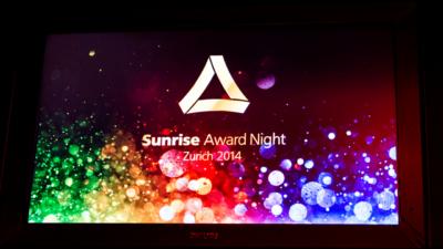 Mosaik Agentur Award-Verleihung Sunrise Mitarbeiteranlass Beitragsbild