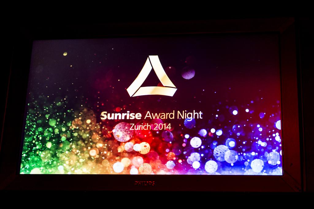 Mosaik Agentur Award-Verleihung Sunrise Mitarbeiteranlass Impressionen